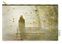 Don't Look Back ... Carry-all Pouch
