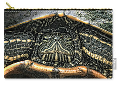 Don't Rock My House - Turtle Carry-all Pouch