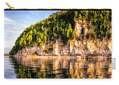 Door County Ellison Bay Bluff Carry-all Pouch
