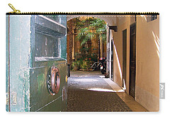 Door In Florence Carry-all Pouch