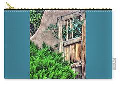 Door, Santuario De Chimayo Carry-all Pouch