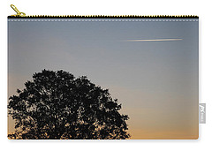 Carry-all Pouch featuring the photograph Dorset Dawn by Wendy Wilton