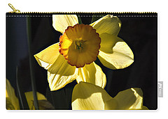 Dos Daffs Carry-all Pouch by Joe Schofield