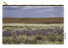 Dove Creek Fall Flowers Carry-all Pouch