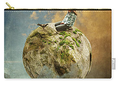 Dove Whisperer Carry-all Pouch