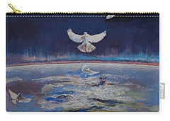 Doves Carry-all Pouch by Michael Creese