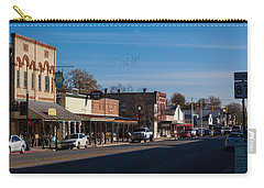 Downtown Boerne Carry-all Pouch