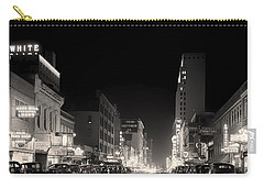 Downtown Dallas 1942 Carry-all Pouch