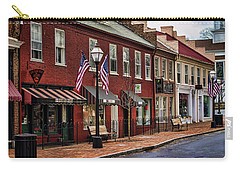 Downtown Jonesborough Tn Carry-all Pouch