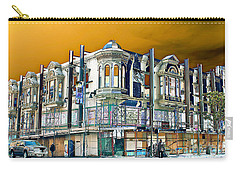 Downtown Los Angeles Corner Facade Carry-all Pouch