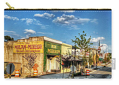 Downtown Milan Carry-all Pouch