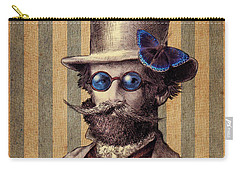 Dr. Popinjay Carry-all Pouch