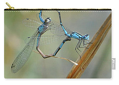 Dragonfly Courtship Carry-all Pouch