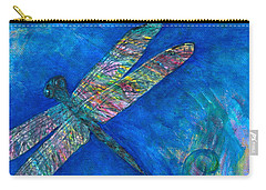 Dragonfly Flying High Carry-all Pouch