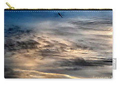 Dragonfly In The Sky Carry-all Pouch