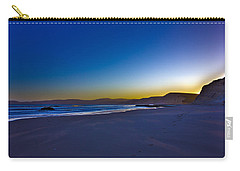 Drake's Beach Hdr Carry-all Pouch