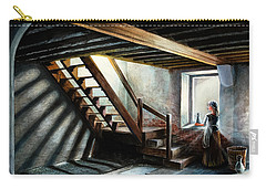 Drayton Hall- A Quiet Moment Carry-all Pouch
