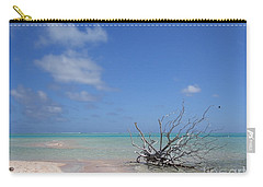 Dream Atoll  Carry-all Pouch by Jola Martysz
