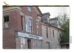 Carry-all Pouch featuring the photograph Dream House by Michael Krek