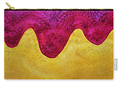 Dream Of Dunes Original Painting Carry-all Pouch