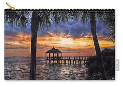 Carry-all Pouch featuring the photograph Dream Pier by Hanny Heim