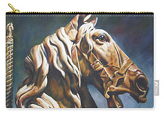 Dream Racer Carry-all Pouch by Lori Brackett