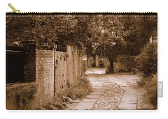 Carry-all Pouch featuring the photograph Dream Road by Rodney Lee Williams