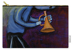 Carry-all Pouch featuring the painting Dreamers 99-001 by Mario Perron