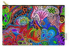 Dreaming In Color Carry-all Pouch