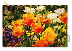 Dreaming In Color Carry-all Pouch by Rodney Lee Williams