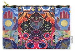 Dreaming Is Free Carry-all Pouch by Helena Tiainen
