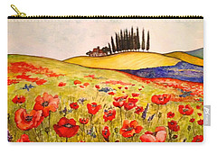 Dreaming Of Tuscany Carry-all Pouch