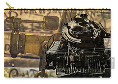 Dreams Of Trains Past Carry-all Pouch