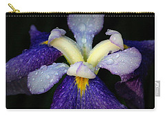 Drenched Carry-all Pouch by Deborah  Crew-Johnson