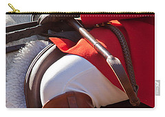 Dressed Rider Carry-all Pouch