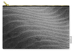 Carry-all Pouch featuring the photograph Drifting Sand by Aaron Berg