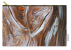 Carry-all Pouch featuring the photograph Driftwood 6 by ABeautifulSky Photography