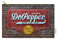 Drink Dr. Pepper - Good For Life Carry-all Pouch