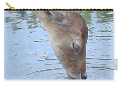 Drinking Doe Carry-all Pouch