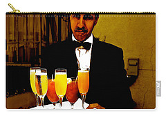 Drinks Anyone? Carry-all Pouch by Christy Gendalia