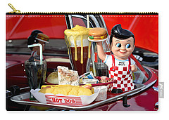 Drive-in Food Classic Carry-all Pouch