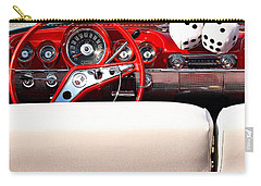 Drive-in Lounge - 1960 Chevy Carry-all Pouch
