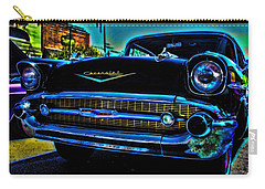 Drive In Special Carry-all Pouch by Lesa Fine