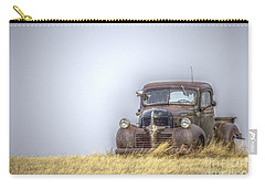 A Rusty Abandoned Truck Near Sturgis South Dakota Carry-all Pouch