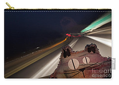 Drunk Driver Carry-all Pouch by Jeannette Hunt