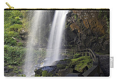 Dry Falls North Carolina Carry-all Pouch by Charles Beeler