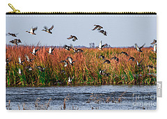 Duck Blind Carry-all Pouch
