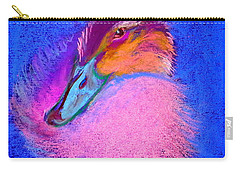 Duckling Pretty In Pink Carry-all Pouch