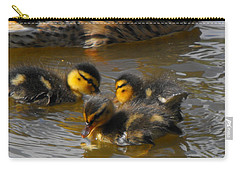 Duckling Splash Carry-all Pouch