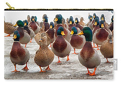 Duckorama Carry-all Pouch